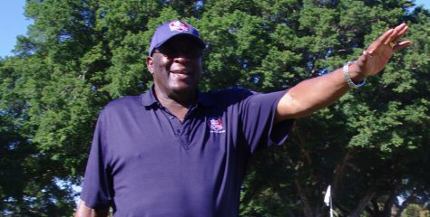 Larry Little and his legendary golf outing