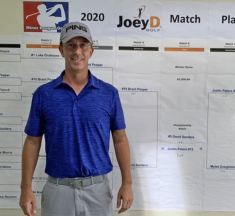 MLGT: Peters Captures Joey D Match Play Championship